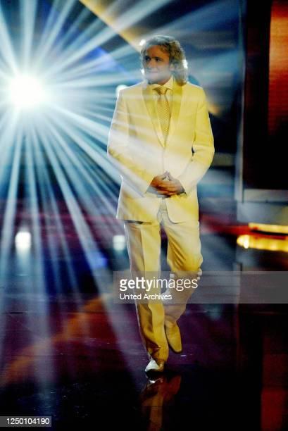 Deutscher Fernsehpreis 2004 - Verleihung des 6 Deutschen Fernsehpreises im Coloneum in Köln.