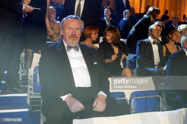 Deutscher Fernsehpreis 2004 - Verleihung des 6 Deutschen Fernsehpreises im Coloneum in Köln. Günter Strack.