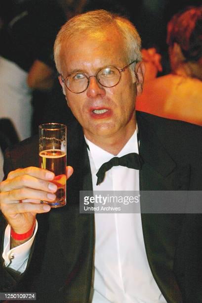 Deutscher Fernsehpreis After-Show Party - Harald Schmidt.