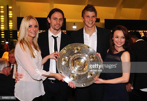 Deutscher Meister, Saison 2011/2012 - Fussball, Saison 2011-2012, 1. Bundesliga, Borussia Dortmund feiert im U-View Club Restaurant die Deutsche...