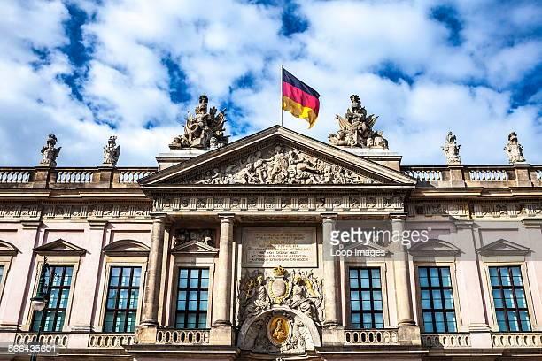 Deutsches Historisches Museum or German Historical Museum in Berlin