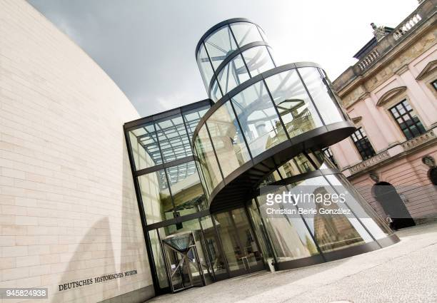 deutsches historisches museum - christian beirle stock pictures, royalty-free photos & images