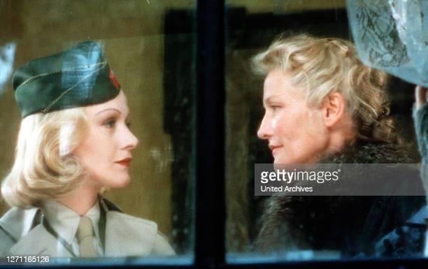 Deutschland 2000 / Joseph Vilsmaier MARLENE Marlene Dietrich zwischen 1930 und 1940, zwischen Berlin und Hollywood, zwischen den Rollen als Ehefrau,...