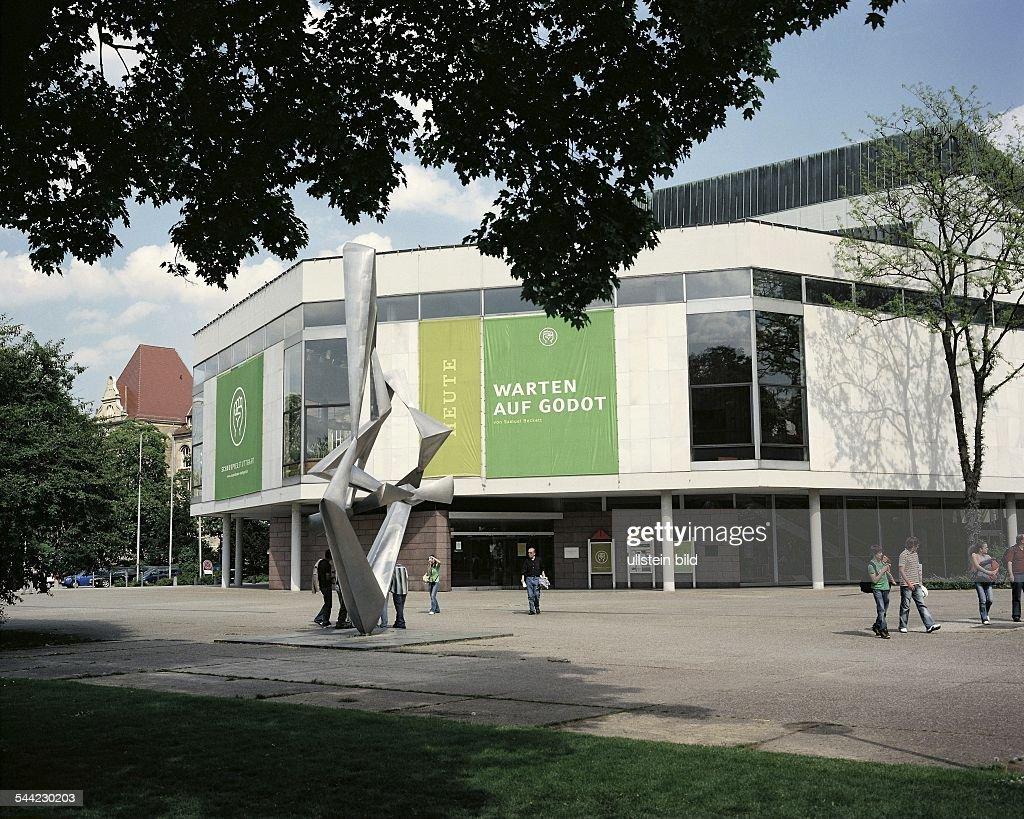 Stuttgart, Staatstheater, Kleines Haus Pictures | Getty Images