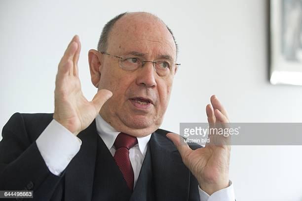 Deutschland Berlin Nikolaus Schneider Ratsvorsitzender der Evangelischen Kirche in Deutschland