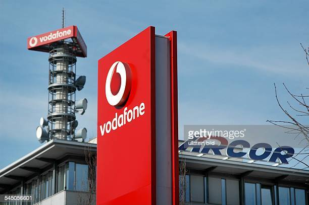 Deutschland Berlin Arcor und Vodafone Niederlassung in der Attilastraße