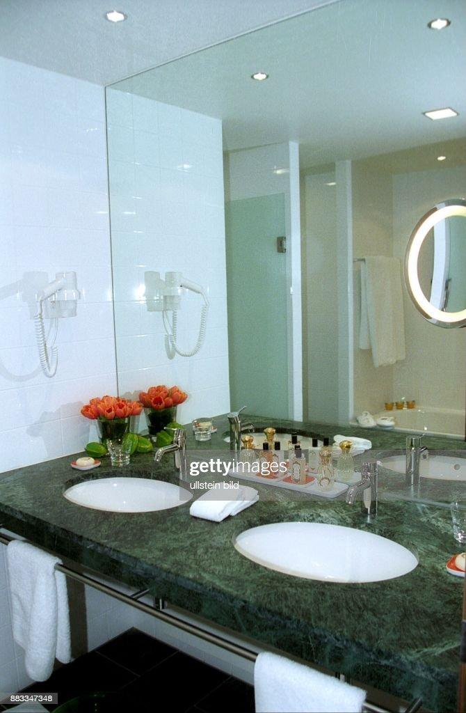 Badezimmer Im Hotel Concord Architekt Jan Kleihues