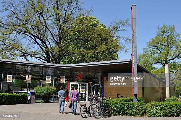 Deutschland Berlin Berlin Pavillon am 17 Juni