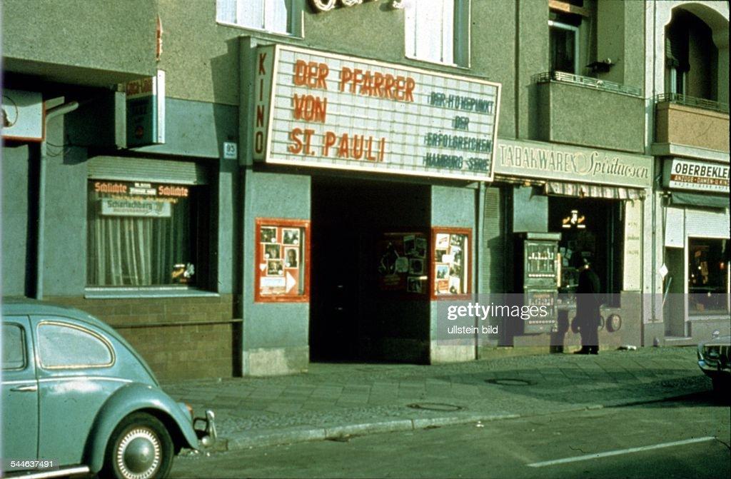 Berlin - Filmtheater Gaby : Nachrichtenfoto