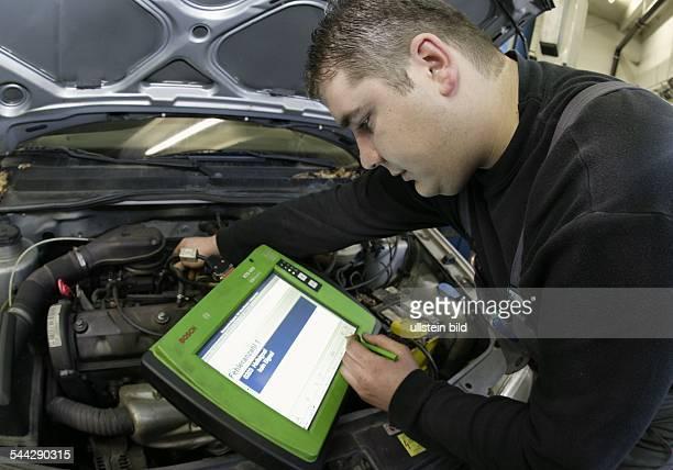 auto mechatroniker