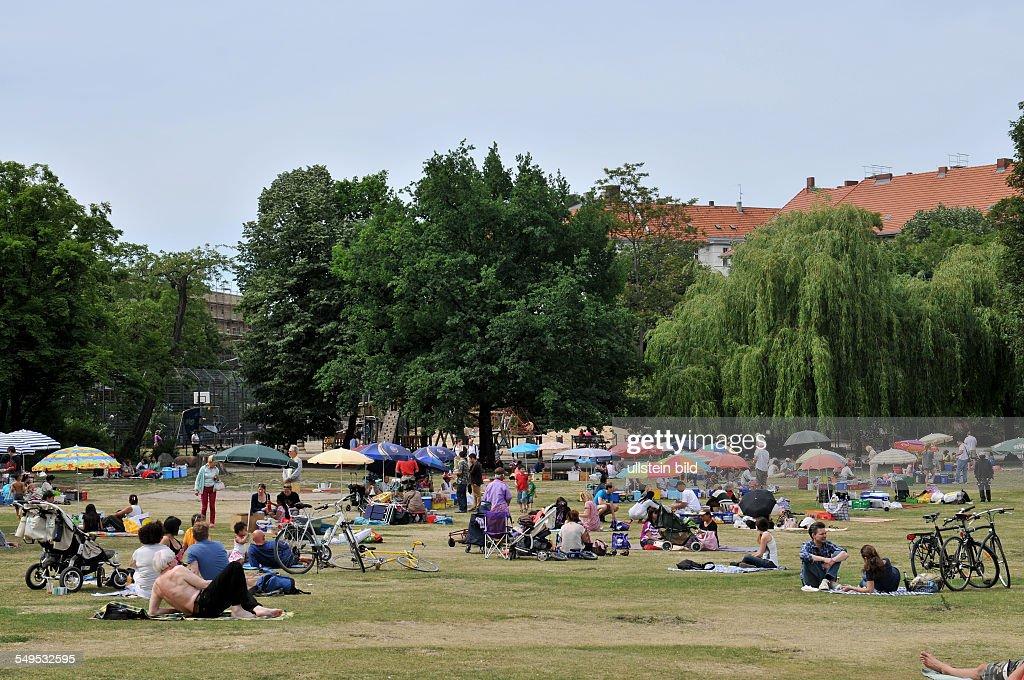 Preußenpark Berlin deutschland berlin preußenpark pictures getty images