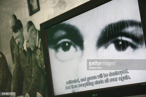 Deutschland Berlin Mitte Ausstellung 'Anne Frank hier heute' im Anne Frank Zentrum