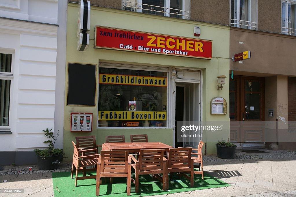 Kneipe Moabit deutschland berlin mitte typische berliner kneipe zum