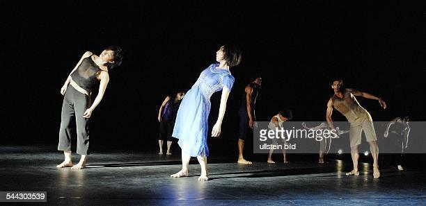 Deutschland / Berlin Ort Radialsystem V Berlin Company Ballet de l Oera de Lyon Titel Fantasie Choreografie Sasha Waltz Premiere 28 Maerz 2007Darst...