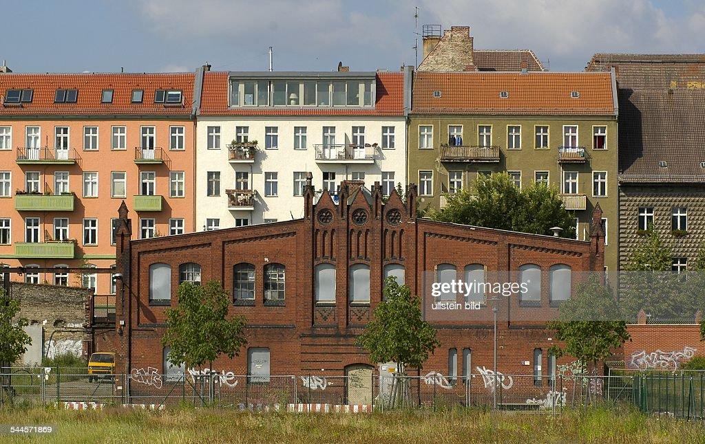 Luxuswohnungen Berlin berlin prenzlauer berg entwicklungsgebiet alter schlachthof