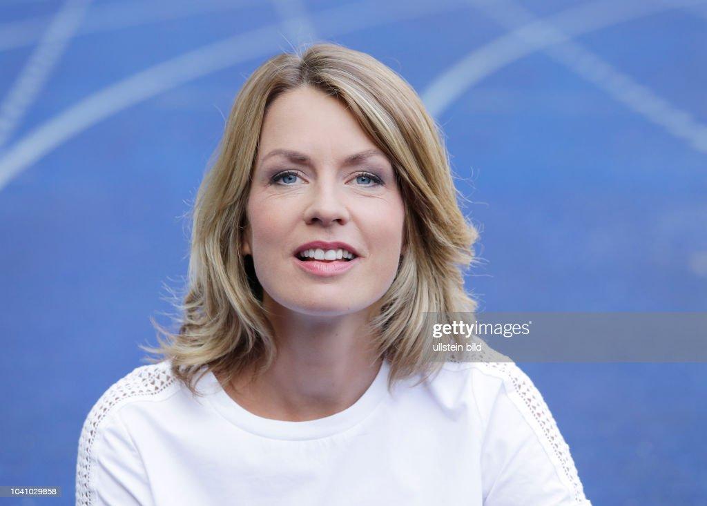 Moderatorin Sportschau
