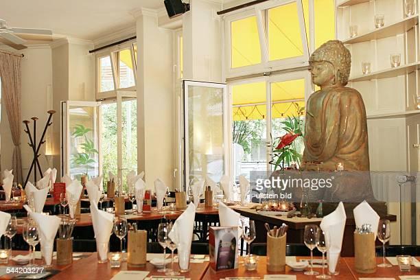 Deutschland, Berlin - Restaurant Lounge Shima in Berlin-Schoeneberg