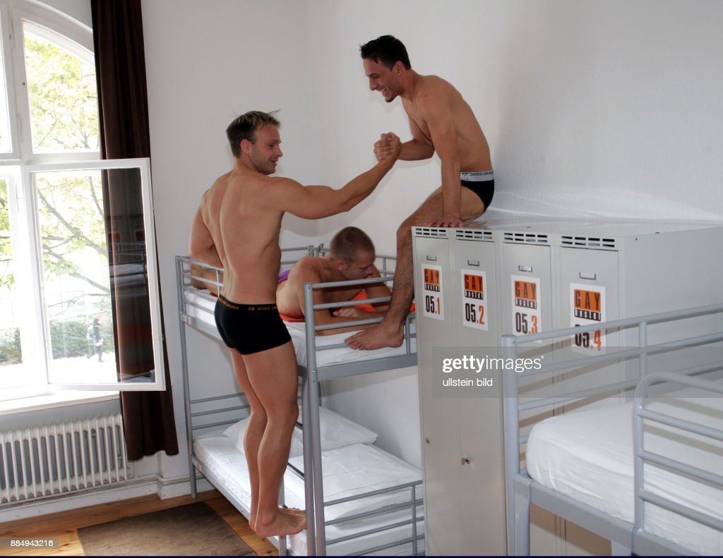 Gay hostels