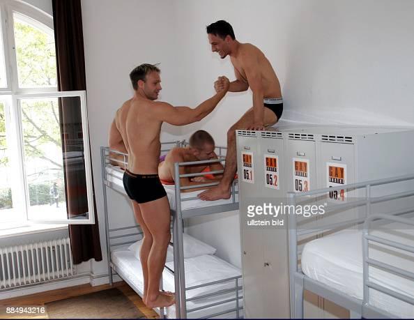 from Bradley gay hostel new york