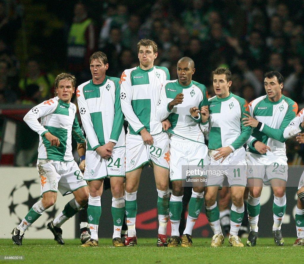 bremen champions league