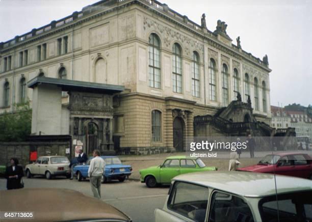 Deutschland / DDR Wendezeit ca 1991 Dresden
