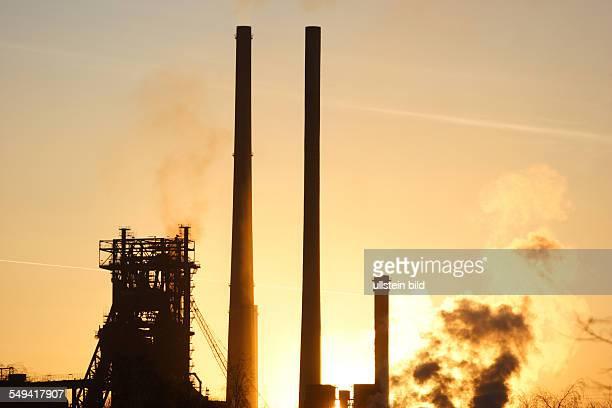 das ThyssenKrupp Werk