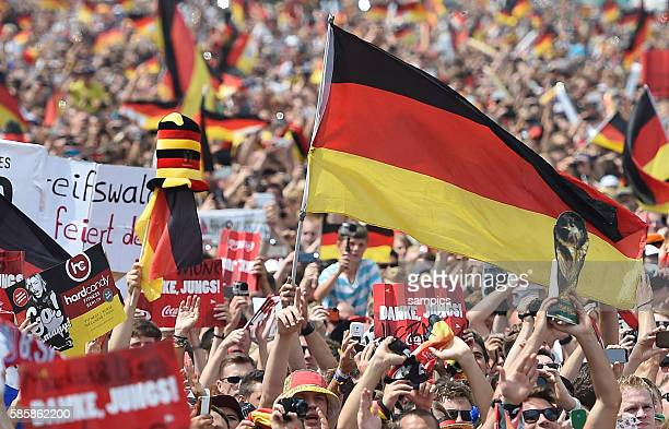 World S Best Deutschland Fans Stock Pictures Photos And