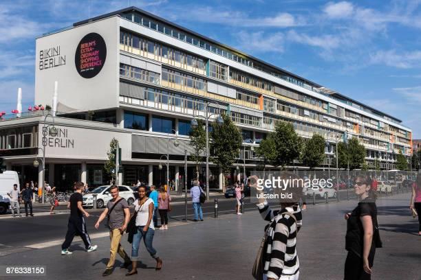 DEU Deutschland Germany Berlin Ansicht des Bikini Haus