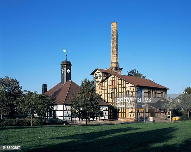 Deutschland Halloren und Salinenmuseum in Halle