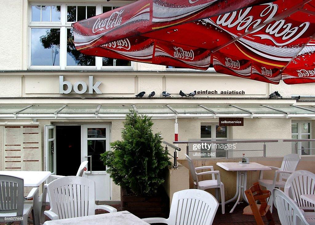 filiale der bok restaurants der thailaendischen familie bok an der news photo getty images. Black Bedroom Furniture Sets. Home Design Ideas