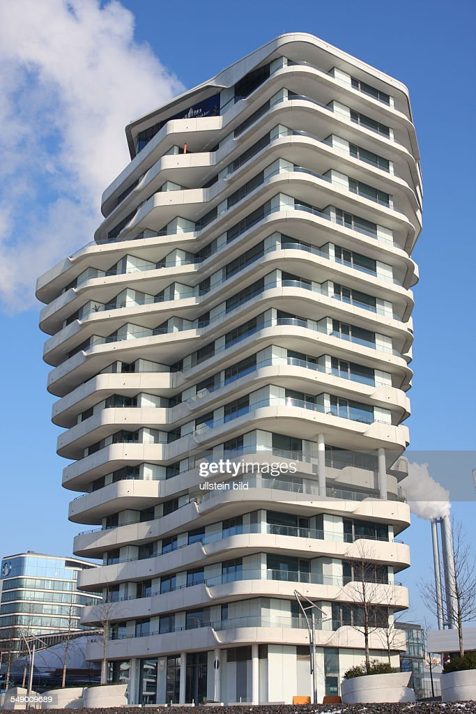 Hamburg: Marco-Polo-Tower Pictures | Getty Images