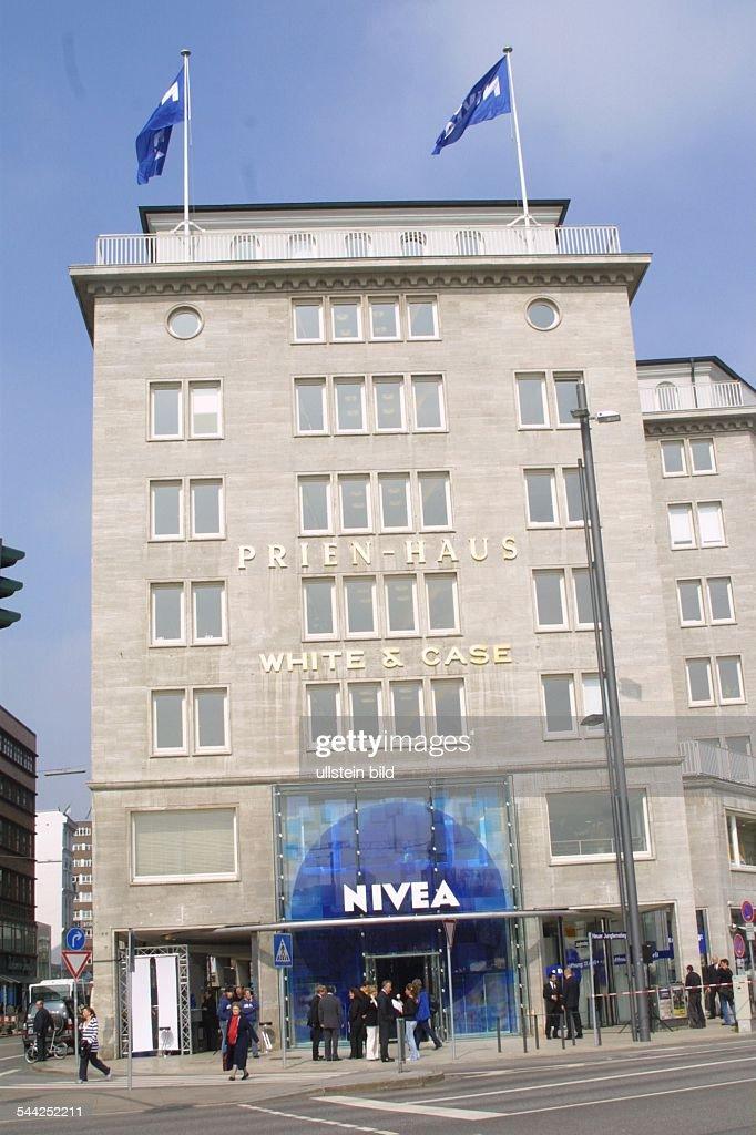Nivea Haus am Jungfernstieg News