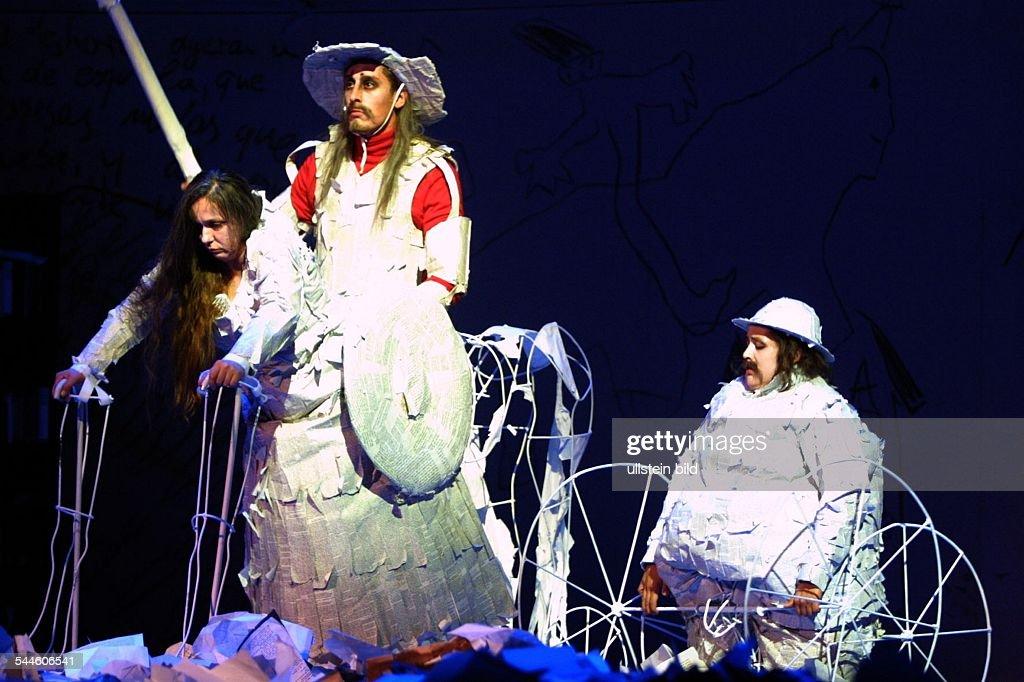 Der Stadt Hamburg hamburg musiktheater quixote in der stadt pictures getty images
