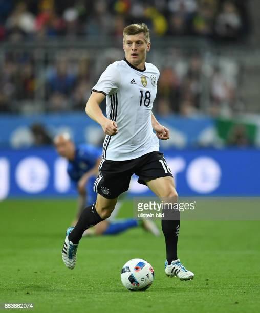 FUSSBALL Deutschland Italien Riccardo Montolivo