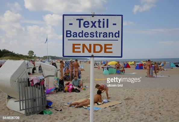 Deutschland mecklenburg vorpommern badegaeste am strand for Hotel in warnemunde direkt am strand