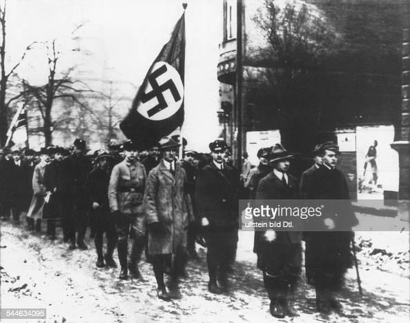 Weimarer Republik Hitler