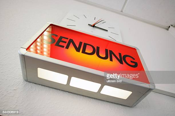 Deutschland, Nordrhein-Westfalen, Bonn, Sendezentrale von PHOENIX, dem Ereignis- und Dokumentationskanal der oeffentlich-rechtlichen Sendeanstalten...