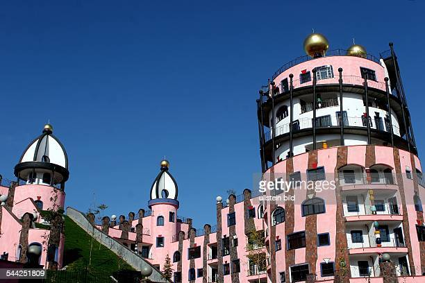 Magdeburg Architektur the gruene citadel of magdeburg stock photos and pictures getty