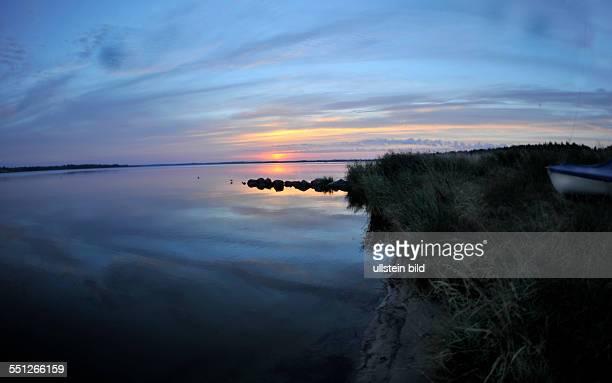 Die reizvolle Landschaft an der Schlei ist in der Eiszeit entstanden und weder See noch Fluss sondern ein Fjord der Ostsee Stimmungsvoller...