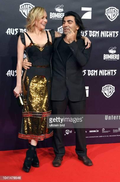 DeutschlandPremiere von AUS am 21 November 2017 im CinemaxX am Dammtor in Hamburg in Anwesenheit von Regisseur Fatih Akin sowie der Darsteller Diane...