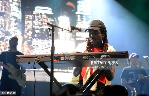 Dev Hynes of Blood Orange performs onstage during the Meadows Music and Arts Festival Day 1 at Citi Field on September 15 2017 in New York City