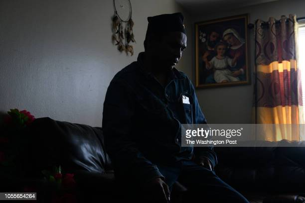 Dev Kumar Damai a Bhutanese refugees speaks about his life in the Pittsburgh area on Tuesday October 30 2018 in Baldwin Pa