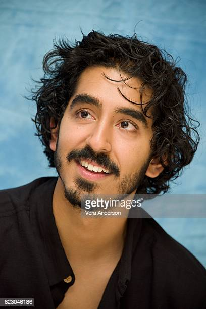 "Dev Patel at the ""Lion"" Press Conference at the Four Seasons Hotel on November 12, 2016 in Beverly Hills, California."