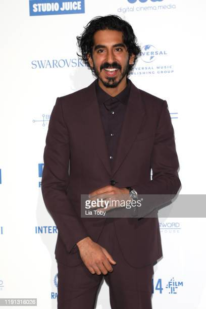 Dev Patel attends the British Independent Film Awards 2019 at Old Billingsgate on December 01, 2019 in London, England.