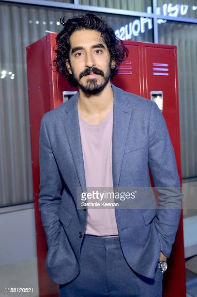 Dev Patel attends the GO Campaign Gala 2019 on November 16, 2019 in Los Angeles, California.