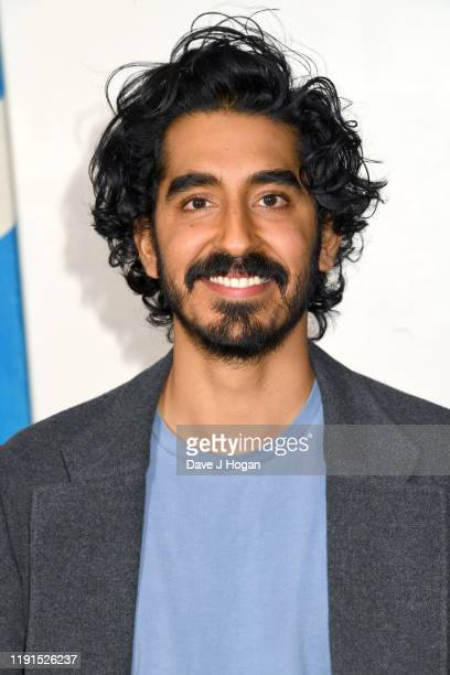 "Dev Patel attends ""The Personal History of David Copperfield"" Screening at Soho Hotel on December 02, 2019 in London, England."