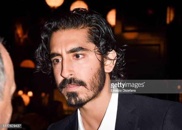 "Dev Patel attends ""The Personal History Of David Copperfield"" World Premiere Party hosted by CÎROC Vodka at Weslodge, during the Toronto..."