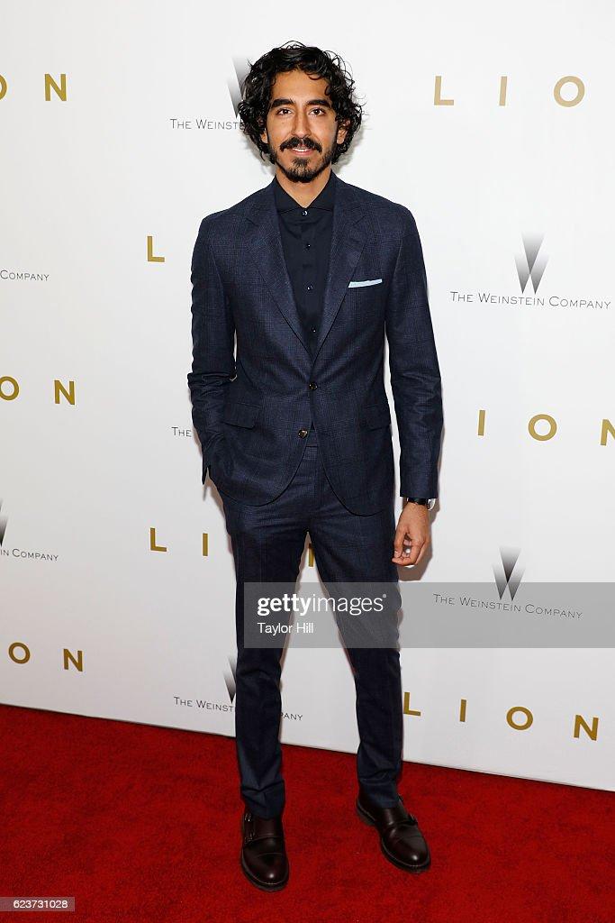 """Lion"" New York Premiere"