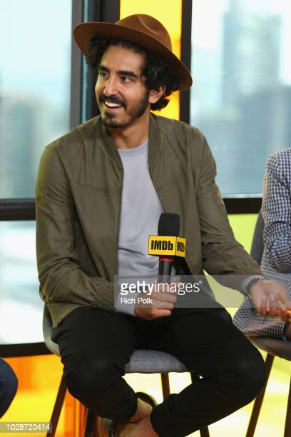 "Dev Patel of ""Hotel Mumbai"" attends The IMDb Studio presented By Land Rover At The 2018 Toronto International Film Festival at Bisha Hotel &..."