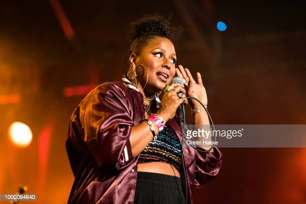 Deva Mahal performs on stage at North Sea Jazz Festival at Ahoy on July 14 2018 in Rotterdam Netherlands
